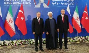 Από μια κλωστή κρέμονται οι ισορροπίες στη Συρία: Δεν κάνουν πίσω Πούτιν και Ερντογάν (vids)