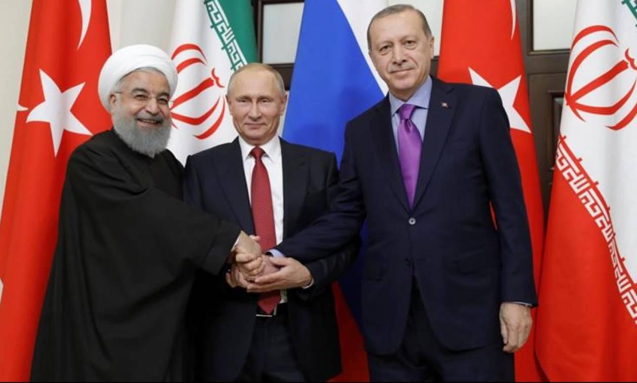 Πούτιν: Έχουμε αποδείξεις για σκηνοθετημένες επιθέσεις με χημικά των ανταρτών στη Συρία (vid)