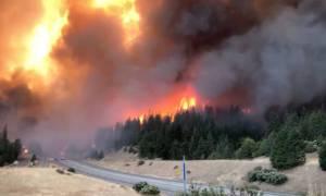 Συναγερμός στην Καλιφόρνια από νέα μεγάλη πυρκαγιά - Εκκενώθηκαν κατοικημένες περιοχές