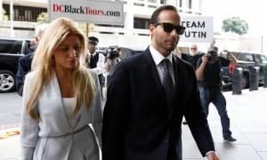 ΗΠΑ: Ο Τζορτζ Παπαδόπουλος καταδικάσθηκε σε φυλάκιση 14 ημερών για ψευδή κατάθεση