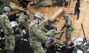 Ιαπωνία: Δραματικός ο απολογισμός του ισχυρού σεισμού των 6,6 Ρίχτερ