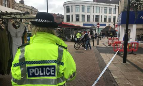 'Serious incident' in Barnsley, UK: 1 injured, suspect arrested after reports of woman with knife