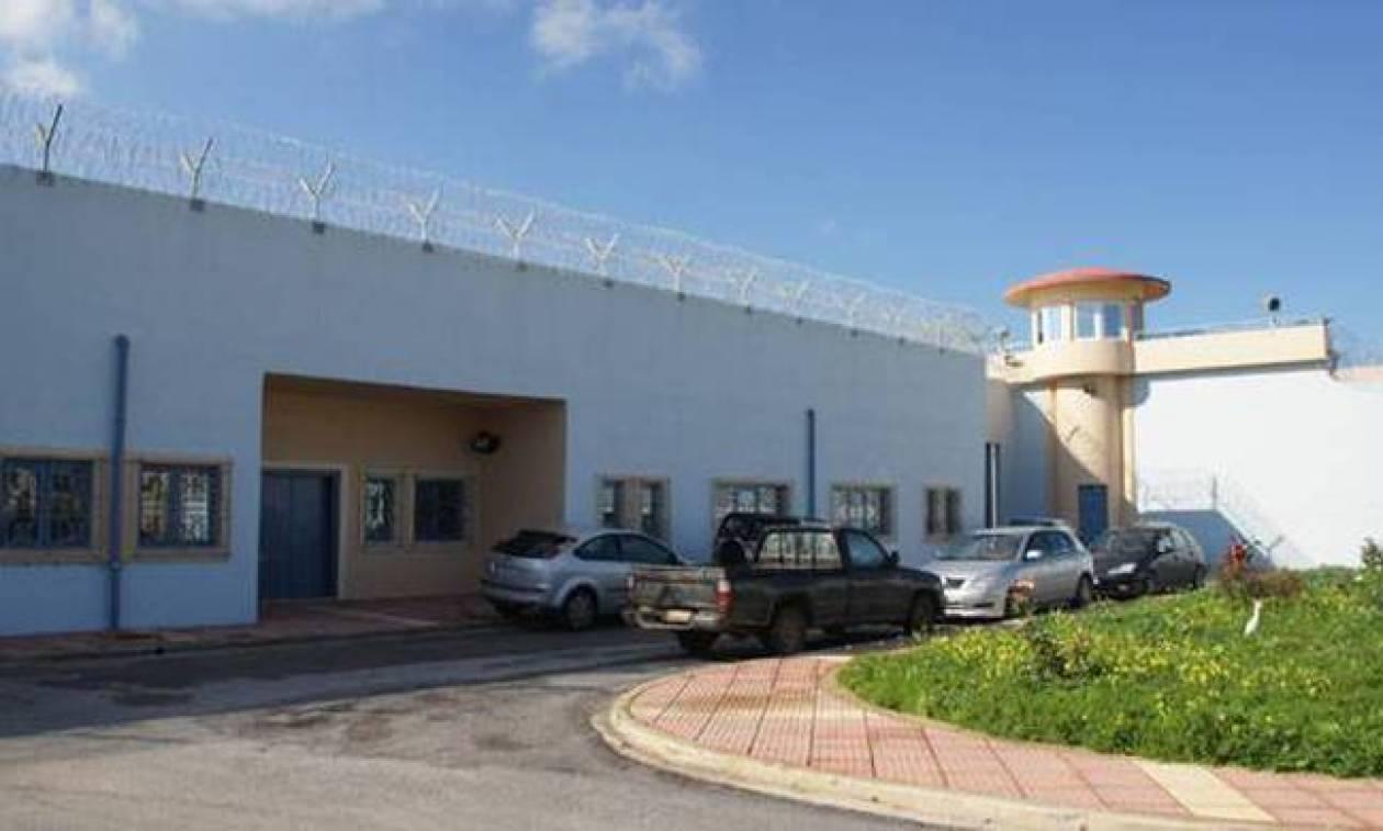 Χανιά: Κρατούμενος κρεμάστηκε στις φυλακές της Αγιάς