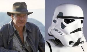 Στο «σφυρί» το καπέλο του Ιντιάνα Τζόουνς και το κράνος των Στορμτρούπερ του Star Wars