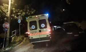 Σοβαρό τροχαίο με εγκλωβισμό στο Ρέθυμνο: Μία γυναίκα σοβαρά τραυματίας