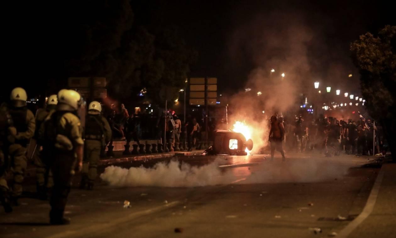 ΔΕΘ 2018: «Βομβαρδισμένη» πόλη η Θεσσαλονίκη μετά τα χθεσινά επεισόδια (pics&vids)