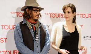 Η Angelina Jolie ζευγάρι με τον Johnny Depp; Αυτό το δημοσίευμα δεν το πιστεύουμε με τίποτα