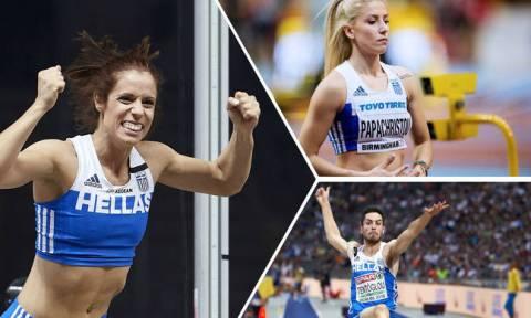 Greeks take three medals at Ostrava