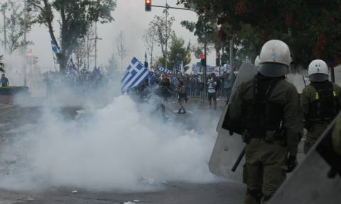 Eight arrested for violent protests in Thessaloniki on Saturday night