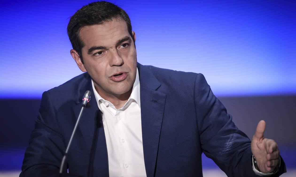 ΔΕΘ-Τσίπρας σε ερώτηση του Newsbomb.gr: Μέλημά μας είναι η στήριξη της ελληνικής φαρμακοβιομηχανίας