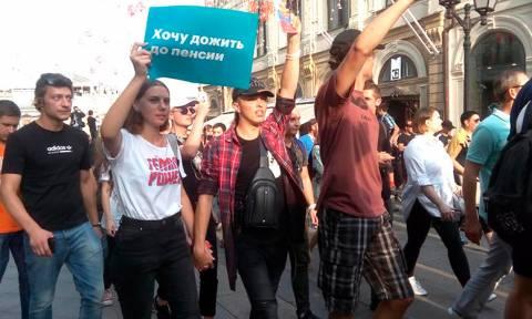 9 сентября акции, организованные сторонниками Алексея Навального, проходят в десятках городов России