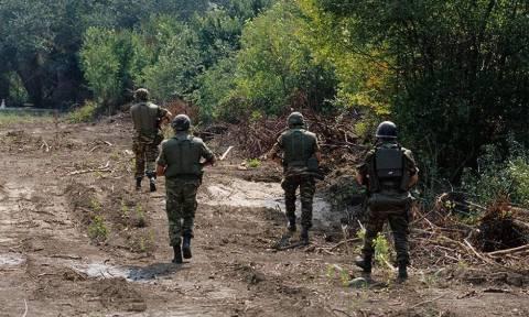 На греко-турецкой границе произошла перестрелка, арестованы двое турецких военных