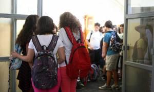 Ανοίγουν τα σχολεία - Τι ώρα θα χτυπήσει το κουδούνι