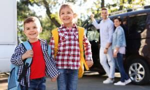 Τι πρέπει να γνωρίζουν οι γονείς για τη νέα σχολική χρονιά