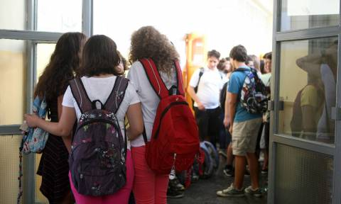 Schools open for the new school year throughout Greece on Tuesday
