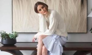 Η Olivia Palermo σου δείχνει πώς να φορέσεις τη midi φούστα