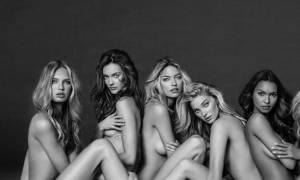 Όλα τα Αγγελάκια της Victoria's Secret χωρίς τα ρούχα τους! (pics)