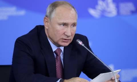 Путин назвал главной задачей Дальнего Востока увеличение численности населения