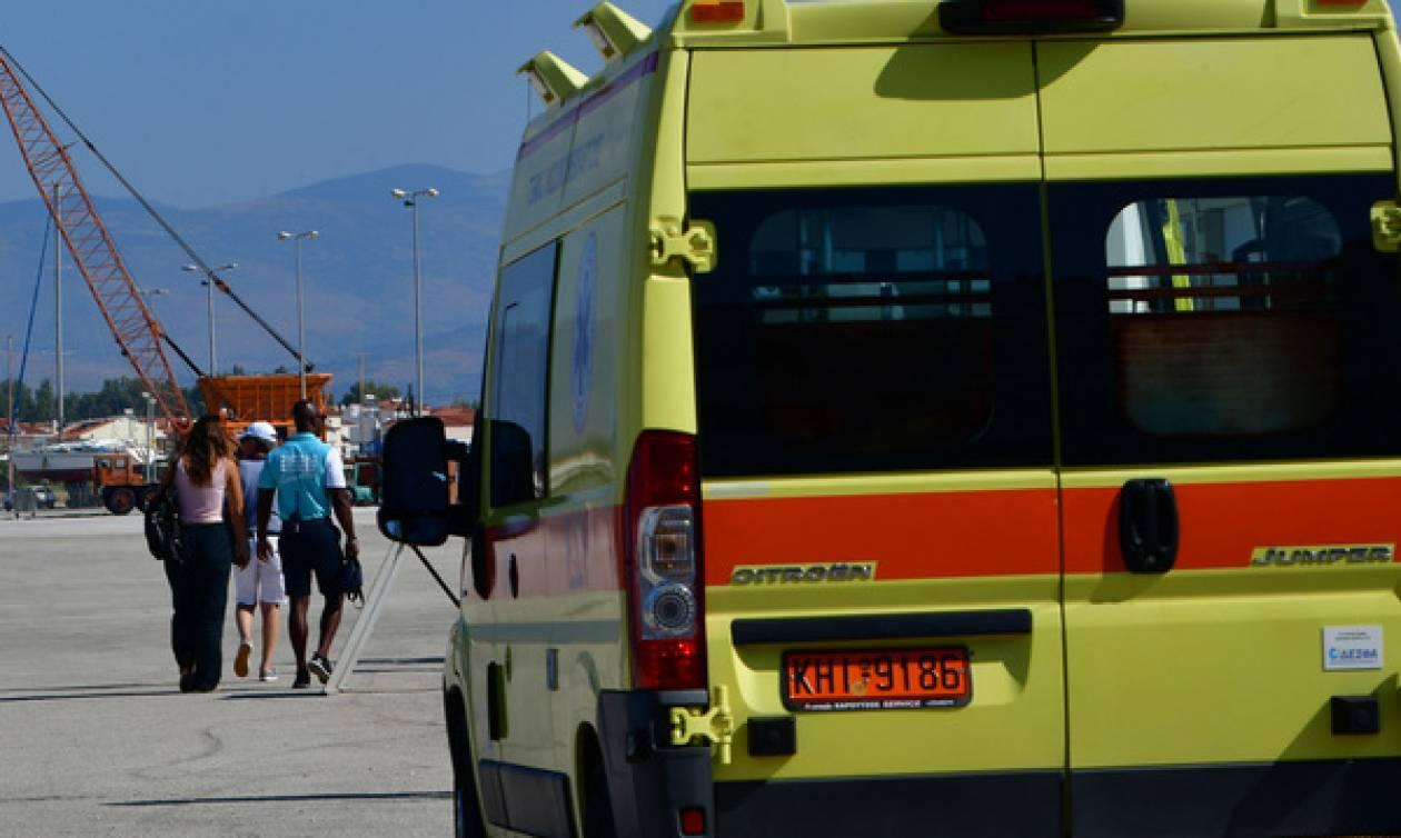Ρέθυμνο: Μια γυναίκα νεκρή από σύγκρουση αυτοκινήτων