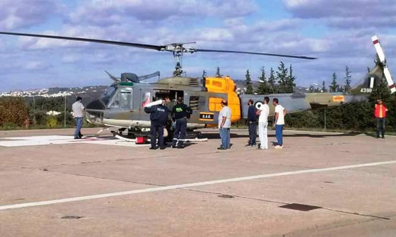 Σκιάθος: Σοβαρός τραυματισμός 20χρονου που έπεσε από μπαλκόνι ξενοδοχείου