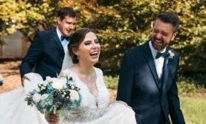 Love Not Lost: Γνωρίστηκαν σαν παιδιά που πάλευαν με τον καρκίνο, επιβίωσαν και παντρεύτηκαν