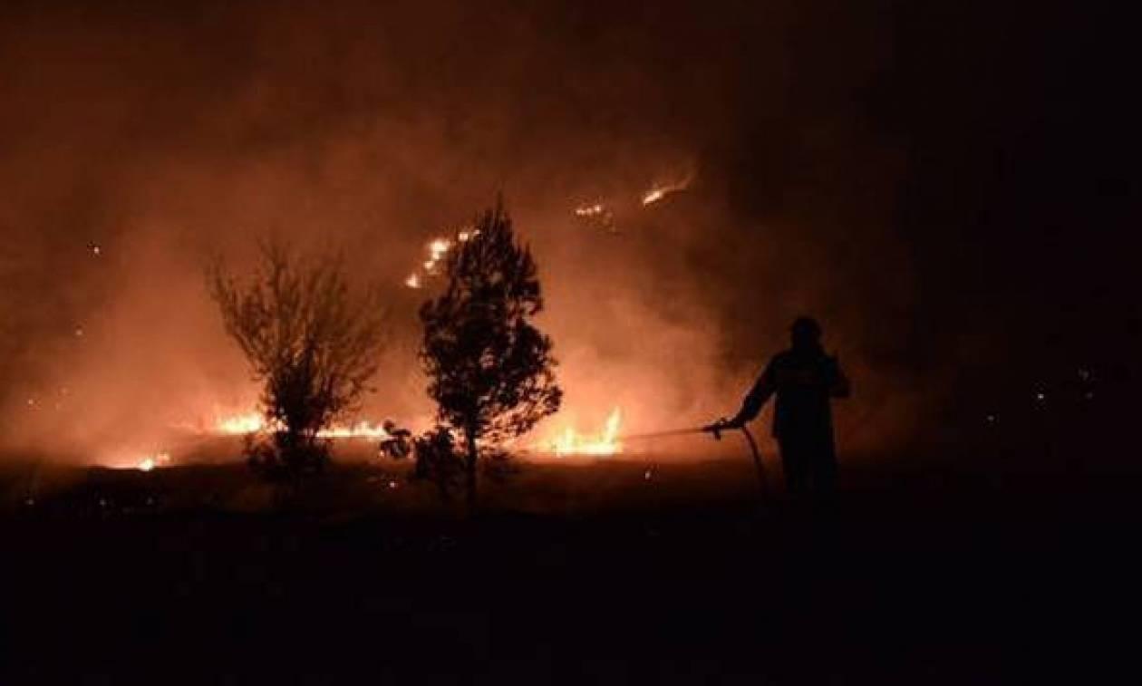 Κίνδυνος πυρκαγιάς για αύριο (12/9) σε Χίο, Σάμο, Ικαρία