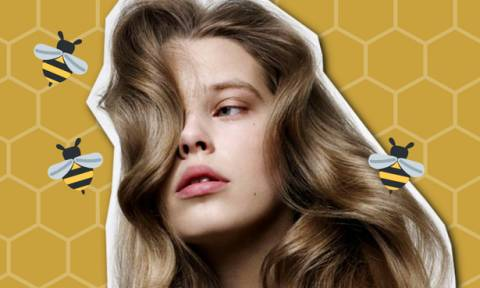 To μέλι είναι η καλύτερη μάσκα μαλλιών - Τελεία και παύλα!