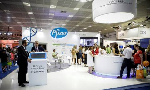 ΔΕΘ 2018: Υποτροφίες για νέους ερευνητές από την Pfizer και το Εθνικό Ίδρυμα Ερευνών