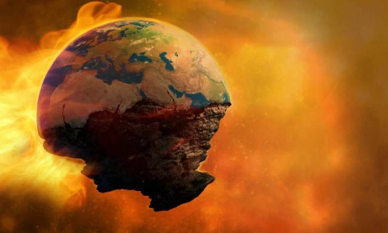 Δραματική προειδοποίηση: Ο κόσμος έχει μόλις 2 χρόνια για να αποφύγει τη «βιβλική» καταστροφή