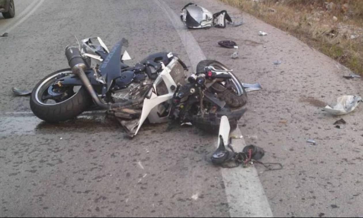 Τραγωδία στην Πέλλα: Νεκρός σε τροχαίο 40χρονος μοτοσικλετιστής