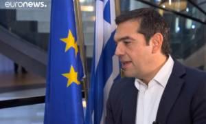 Τσίπρας: Αν πετύχουμε τους στόχους, δεν θα κόψουμε τις συντάξεις (video)