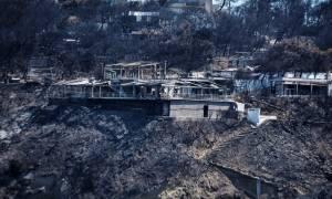 Στους 99 οι νεκροί από τη φονική φωτιά στο Μάτι -  Κατέληξε νεαρή εγκαυματίας