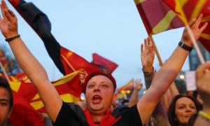 Σκόπια: Η αντιπολίτευση καλεί τους υποστηρικτές της να πράξουν κατά συνείδηση στο δημοψήφισμα