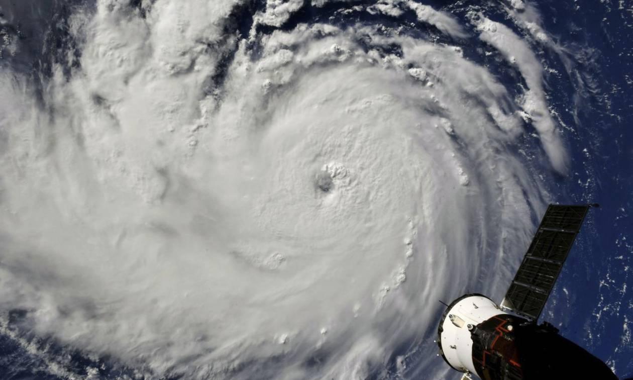 Τυφώνας - «τέρας: Ο Φλόρενς έτοιμος να «ισοπεδώσει» την Καρολίνα
