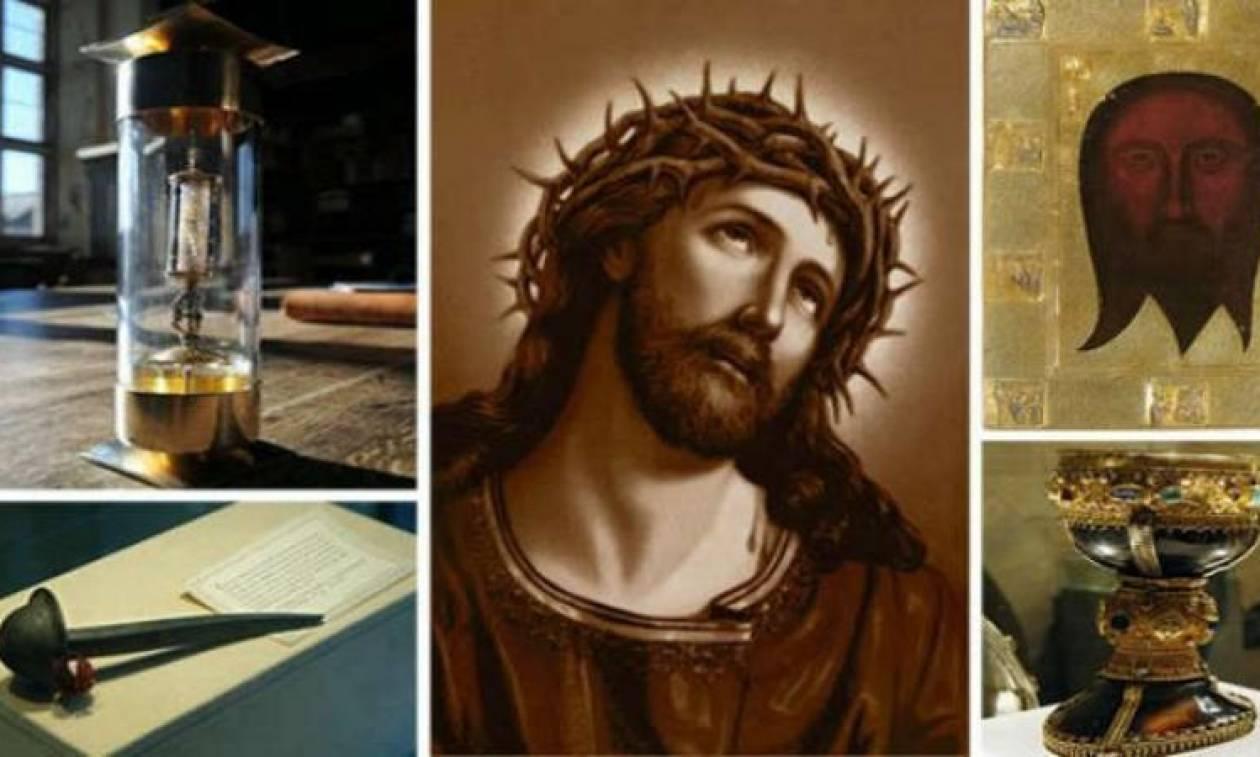 Ιστορίες που κρύβονται πίσω από τα ιερά κειμήλια της χριστιανοσύνης