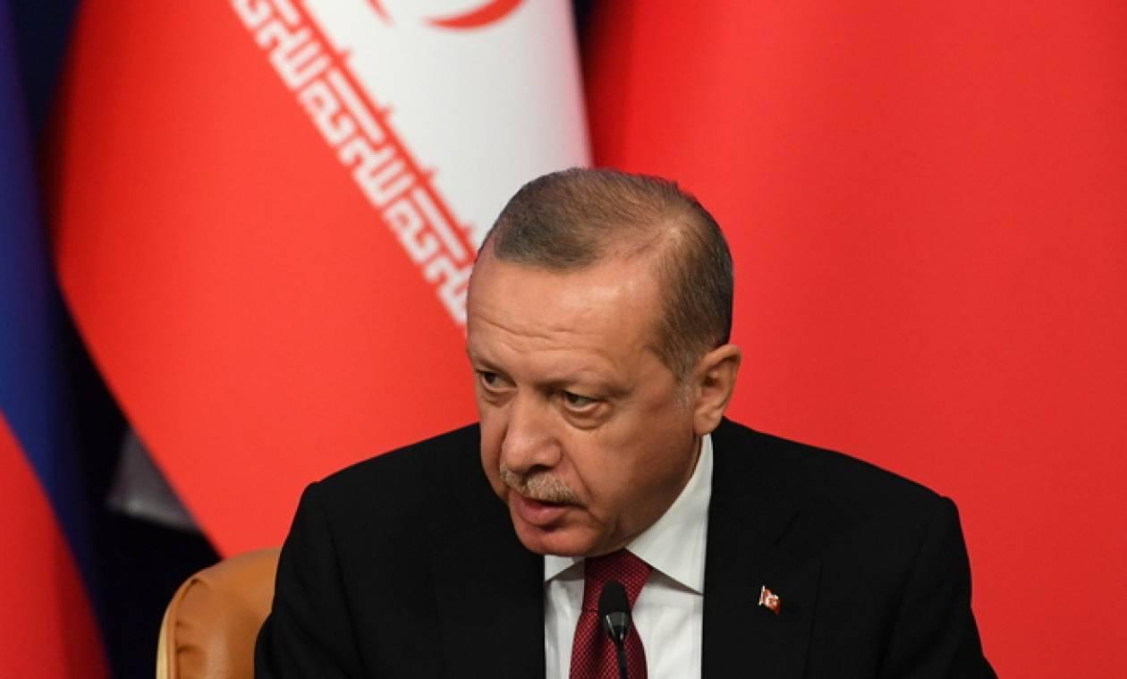 Ο Ερντογάν διόρισε τον… εαυτό του Πρόεδρο του επενδυτικού ταμείου της Τουρκίας