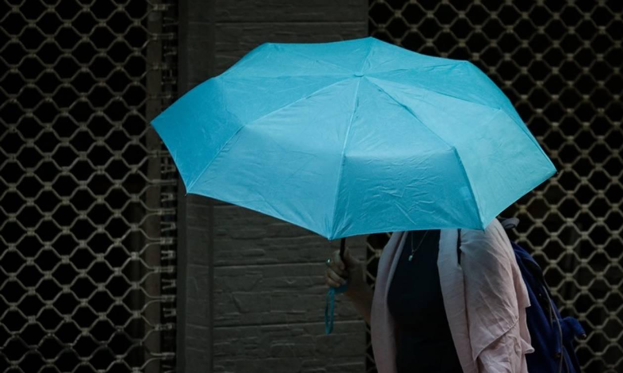 Καιρός: Βροχές και καταιγίδες την Πέμπτη (13/09) - Πέφτει κι άλλο η θερμοκρασία