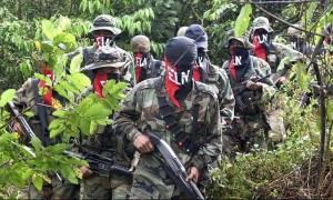 Κολομβία: Αντάρτες του ELN απελευθέρωσαν έξι ομήρους