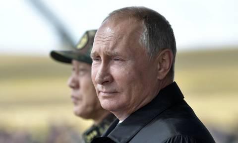 Путин назвал Россию миролюбивым государством