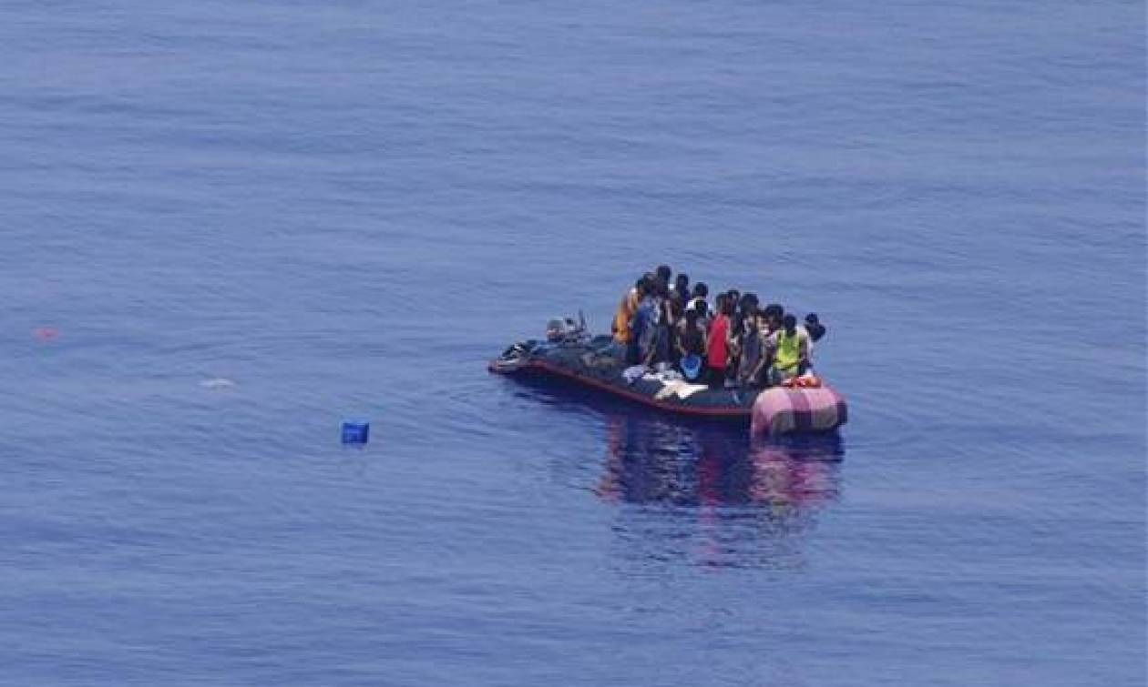 Ερευνες δυτικά της Πύλου για τον εντοπισμό λέμβου με μετανάστες