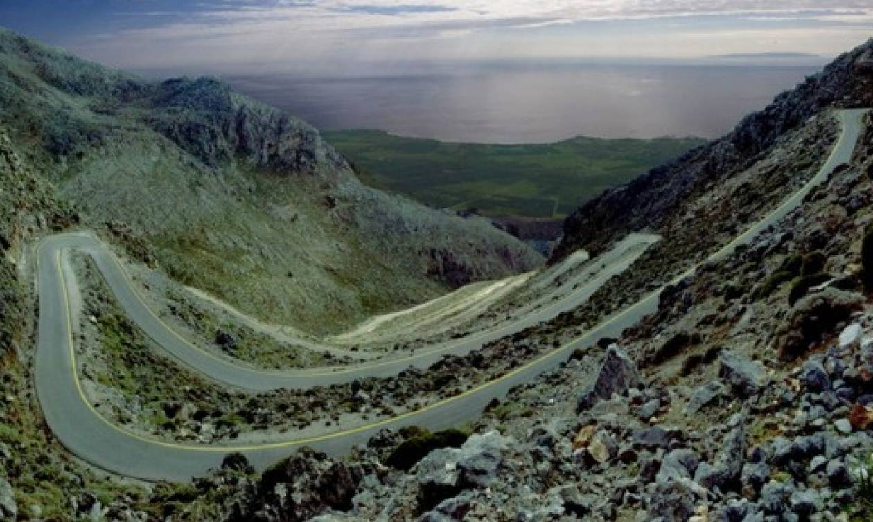 Κρήτη: Αυτός είναι ο πιο επικίνδυνος δρόμος σε όλη την Ελλάδα! (ΒΙΝΤΕΟ)
