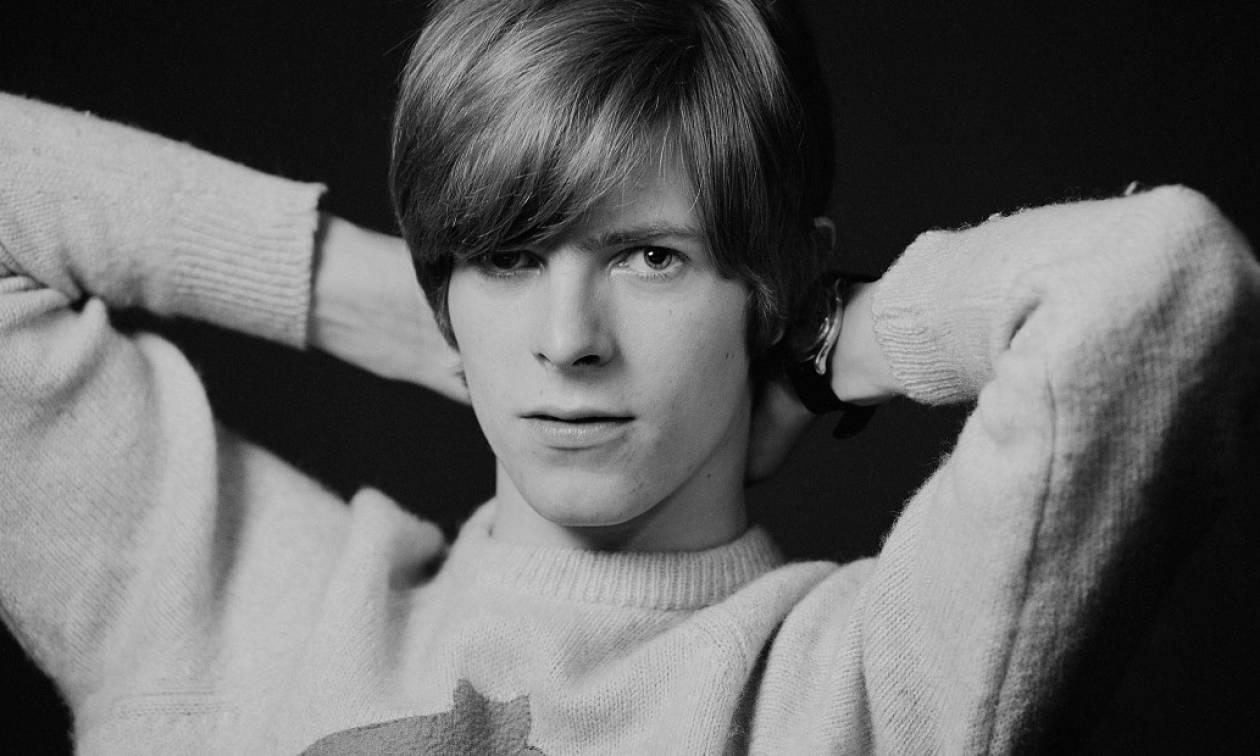 Τιμή  - ρεκόρ για την πρώτη ηχογράφηση του Ντέιβιντ Μπάουι όταν ήταν μόλις 16 ετών
