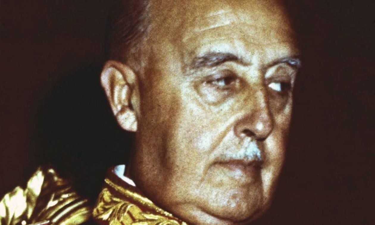 Ισπανία: Πράσινο φως για την εκταφή των λειψάνων του δικτάτορα Φράνκο