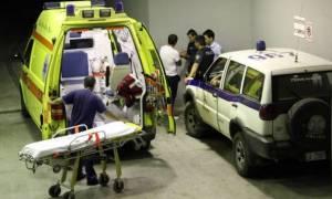 Φθιώτιδα: Εργάτης έπεσε από μεγάλο ύψος- Σε κρίσιμη κατάσταση η υγεία του