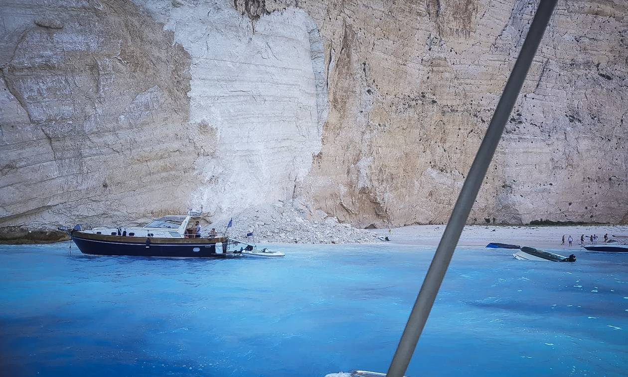 Δραματική προειδοποίηση: «Κίνδυνος κατολισθήσεων σε 7 παραλίες της Ελλάδας»