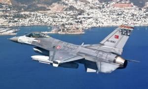 «Σουρωτήρι» το Αιγαίο: Εικονική αερομαχία και πάνω από 40 τουρκικές παραβιάσεις