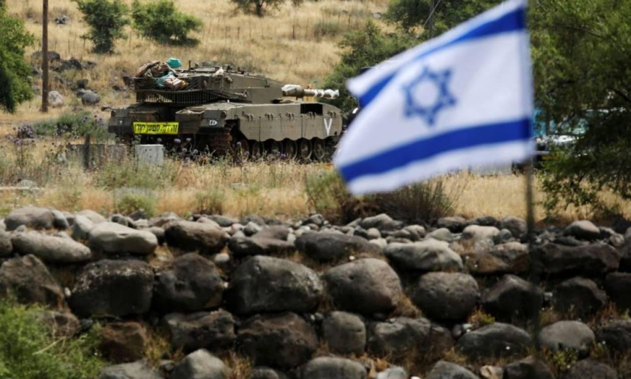 Ο στρατός του Ισραήλ ανακοινώνει το τέλος μιας επιχείρησης ανθρωπιστικής βοήθειας στη Συρία