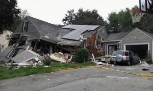 Τρόμος στη Βοστώνη: Ένας νεκρός από τις απανωτές εκρήξεις στο δίκτυο αερίου (vids)