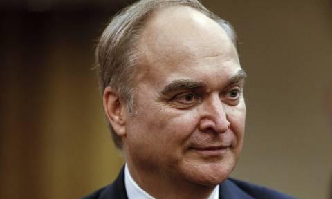 Антонов заявил, что введение новых санкций против России - это путь в никуда