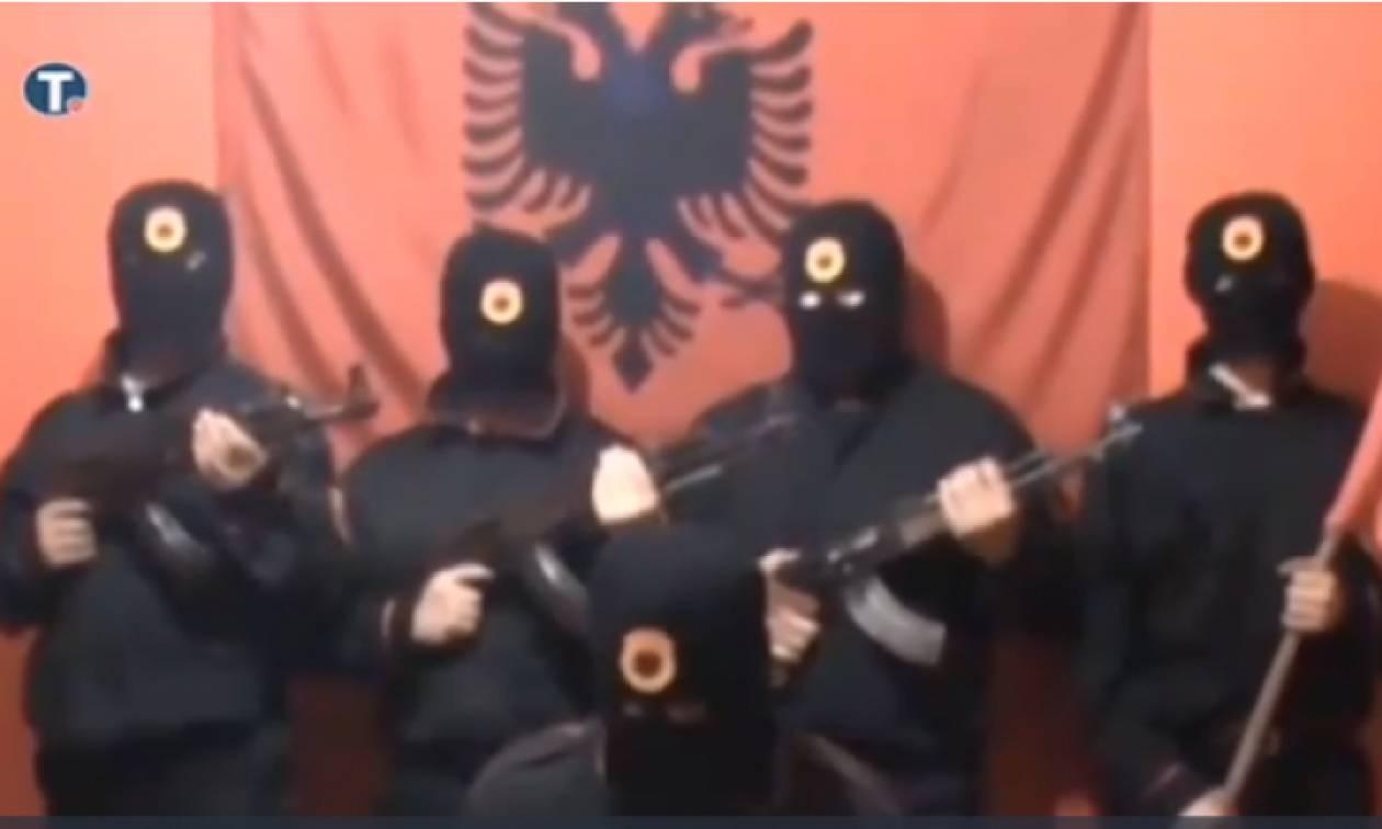 Ο «Αλβανικός Εθνικός Στρατός» απειλεί Ελλάδα και Σερβία με αιματοχυσία!